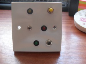 Virgin Faceplate