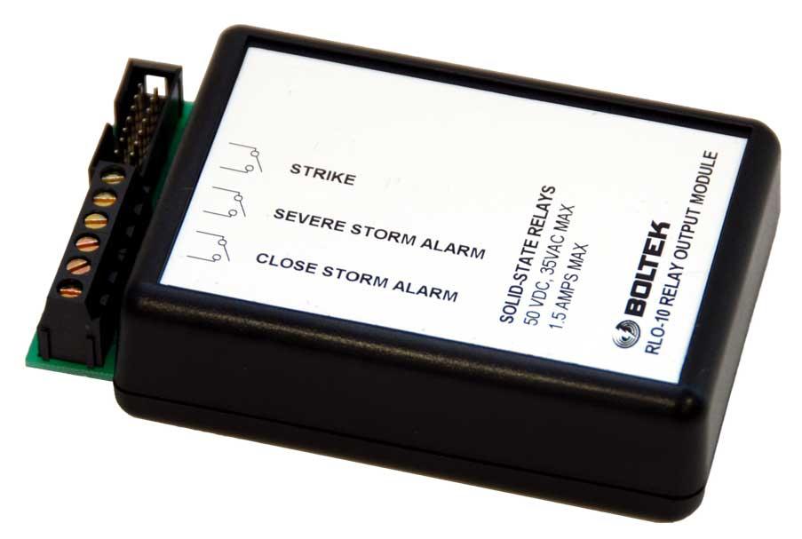 Boltek LD-250 Relay Interface - Chatteris Weather & M0HTA ...