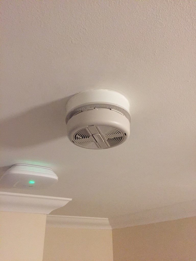 Brk 86rac Smoke Detector Replacement And Additions Chatteris