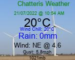 Current Weather Conditions in - Chatteris, Cambridgeshire